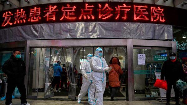 武汉患者描述:医院太多尸体没人管 像恐怖电影