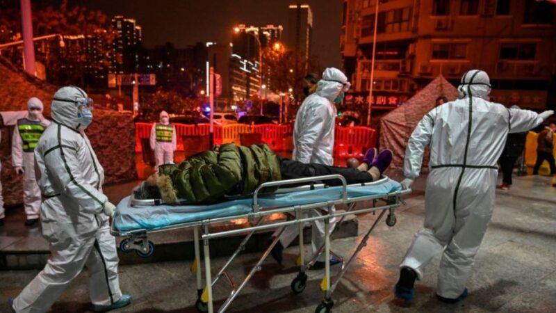 武汉到底死了多少人?官方透露:殡仪车不够用