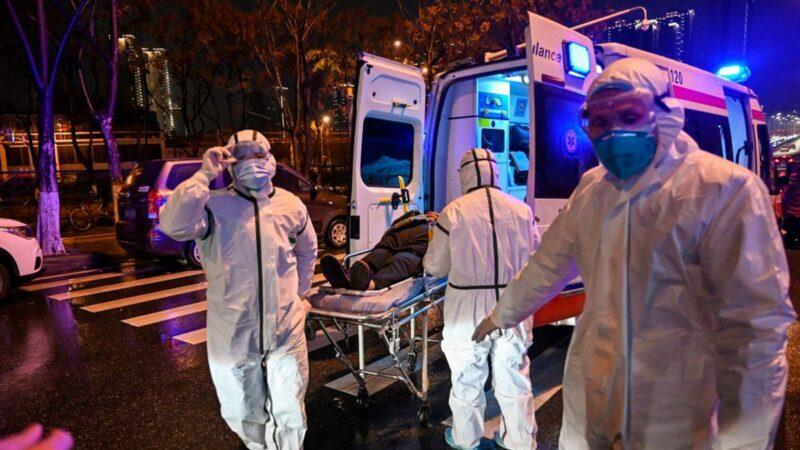 武汉医疗系统崩溃 局级官员都要托关系住院