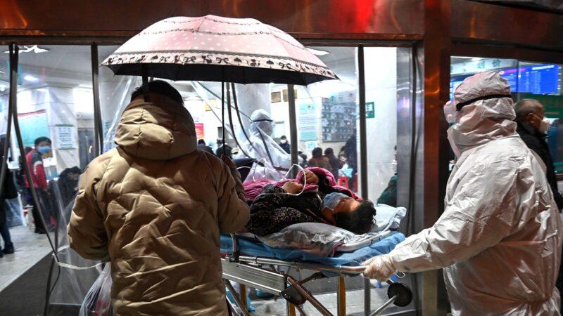 日本撤侨数据泄密:武汉至少已有17万人确诊染病