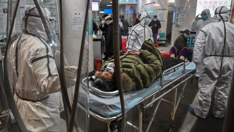 患者家屬:醫生感染也沒床位 醫院屍體多得往外拖