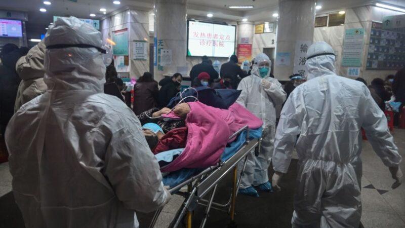 武汉肺炎 刘德华取消演出 星巴克、麦当劳停业
