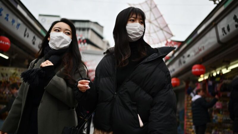日本首起境內傳染 司機兩度載過武漢團客