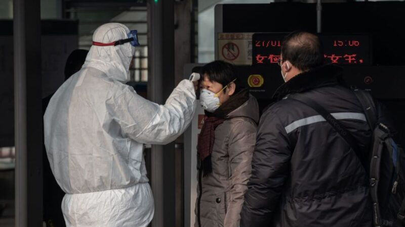 權威醫學雜誌:武漢肺炎恐有多個疫源地