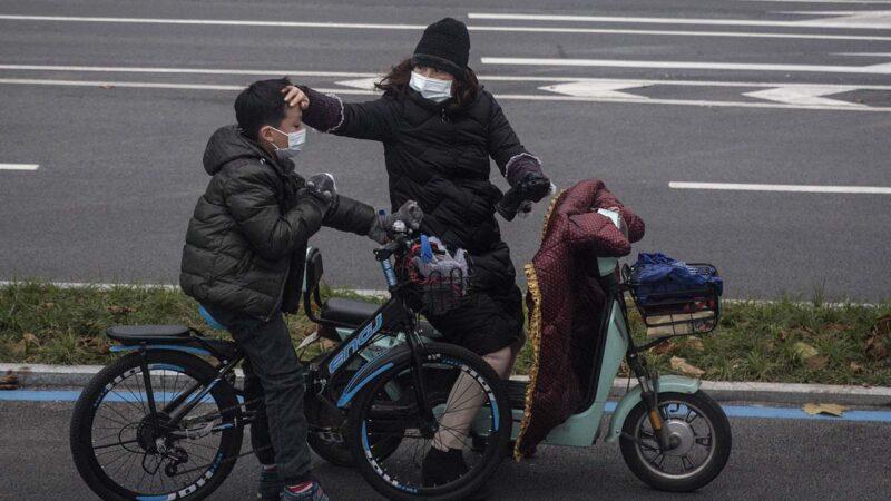 湖北省長疑洩疫情真實數據:開放10萬床位