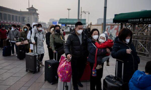 【睿眼看世界】韓國撤僑 中共居然這麼幹 中共才是真正的病毒 中國人醒醒吧