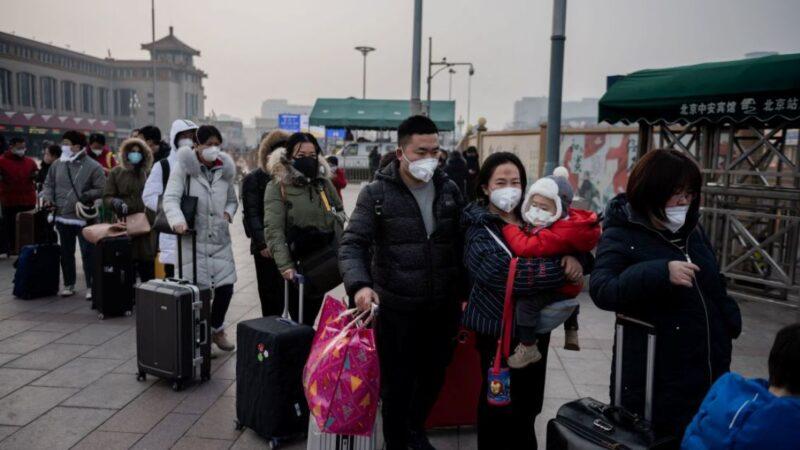 女子武汉返乡19天无症状 五亲人被确诊引发恐慌