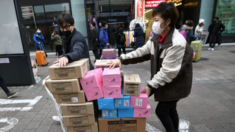 武漢肺炎 韓國納入甲級傳染病