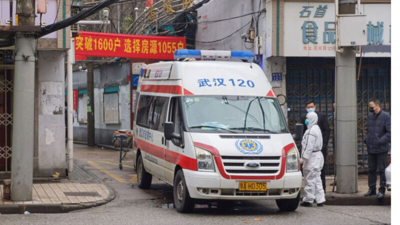 中国邮政紧急管控湖北包裹 美专家:武汉病毒接触也传播