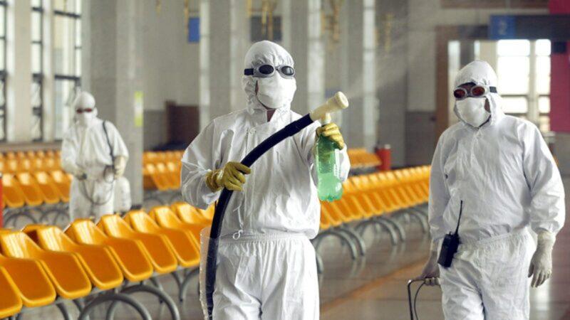 神秘肺炎全球戒備 武漢依然「靜悄悄」