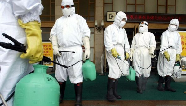 "SARS实锤?武汉华南市场宣布因""肺炎疫情""休市"