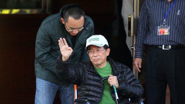 陳水扁怒告韓國瑜馬英九 禍起319槍擊案