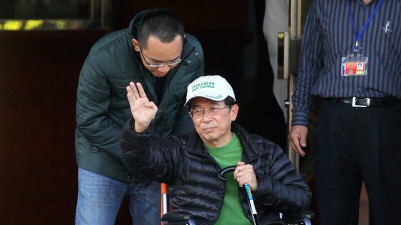 陈水扁怒告韩国瑜马英九 祸起319枪击案