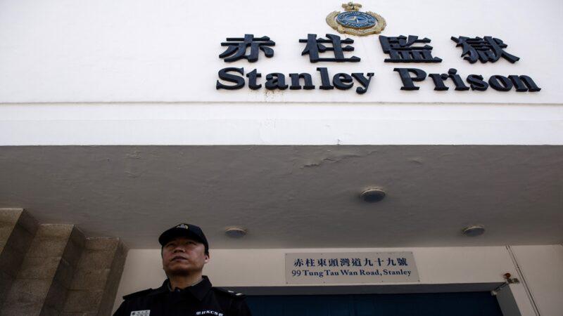 香港贼王季炳雄出狱 警方高度戒备押送国际机场