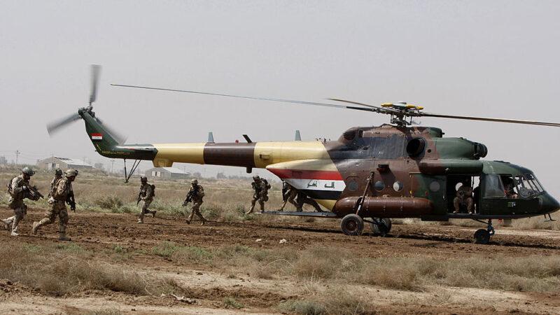 美駐伊拉克基地再遭火箭攻擊 尚未傳傷亡
