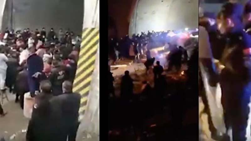 强制隔离引发福建千人警民冲突 官民说法不一