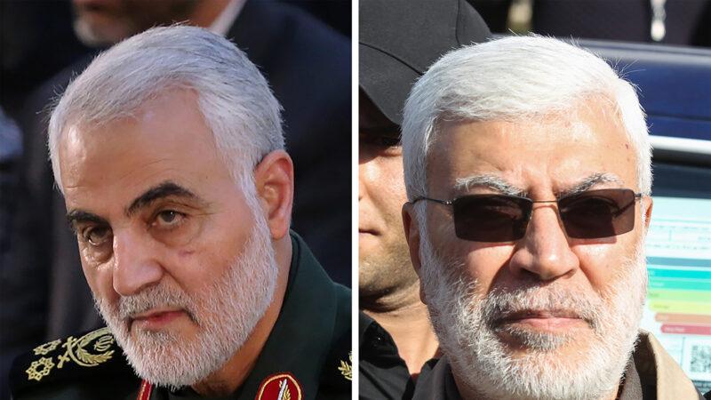 炸死伊朗将军 川普为班加西事件遇难者雪耻