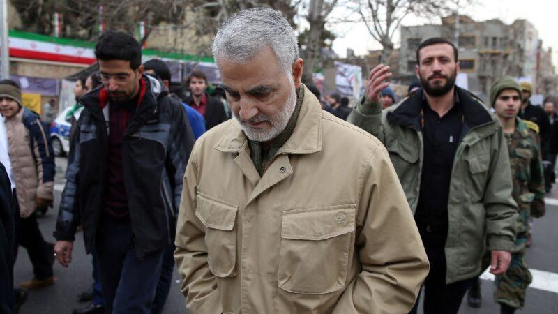 美斬首伊朗軍頭通報北京 專家:中共根本無暇顧及