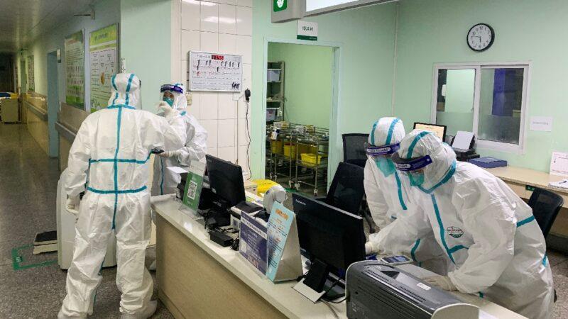 《柳叶刀》新论文指武汉肺炎死亡率11% 暗揭中共造假