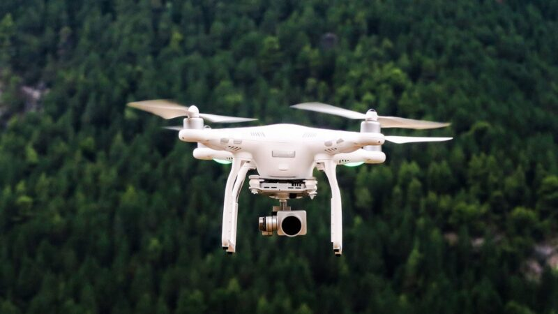 防中共间谍活动 华盛顿拟永久停止民用无人机项目