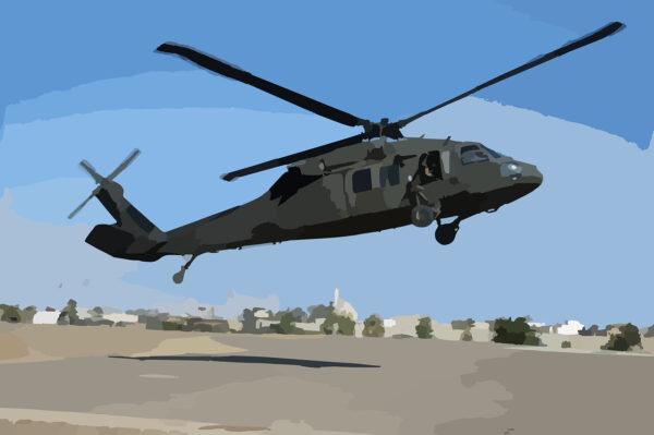台黑鷹直升機失事波及大選 3組候選人暫停競選行程