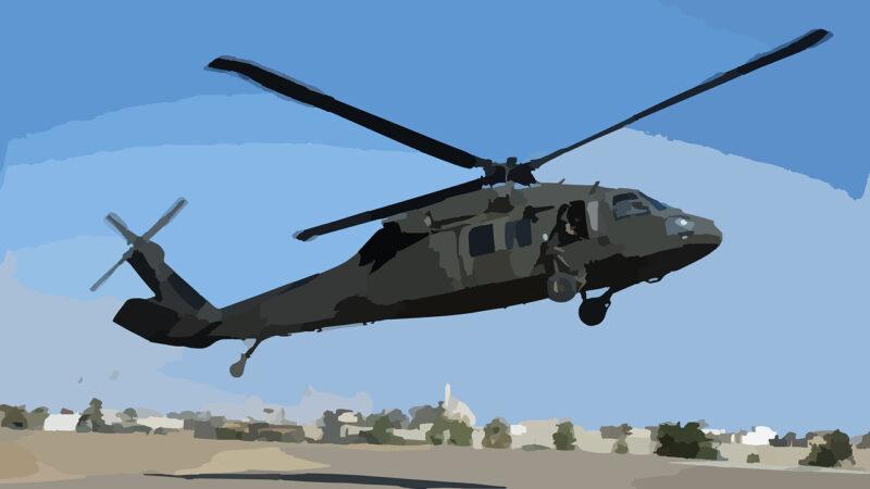 台黑鹰直升机失事波及大选 3组候选人暂停竞选行程
