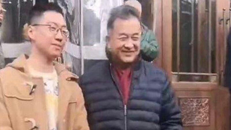 被指涉徐才厚案 著名演員黃宏再卸一職