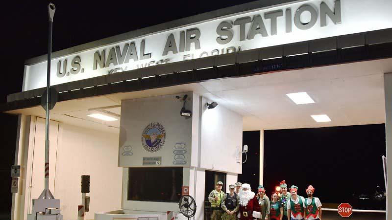 美軍事設施再現諜影 中國男闖佛州海軍基地被捕