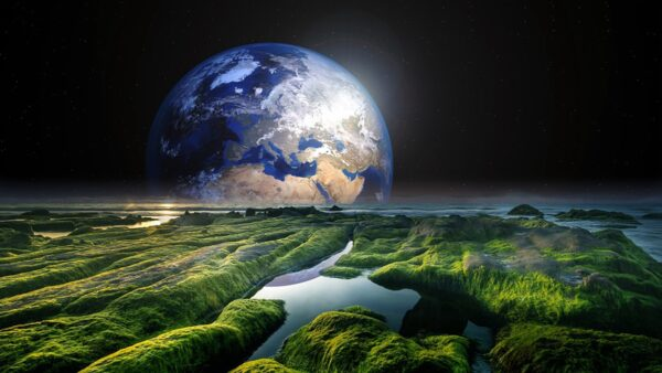 """人类又有新家?两个""""超级地球""""被发现"""