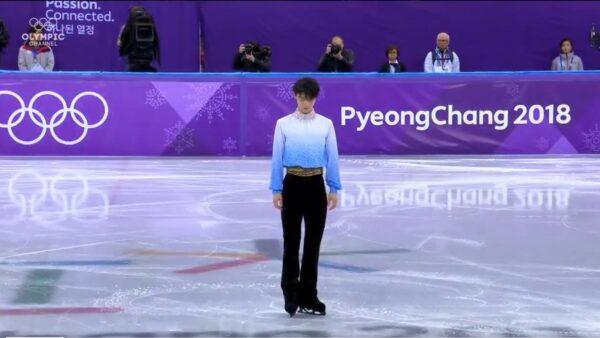 四大洲花滑赛 羽生结弦短曲刷新世界纪录(视频)