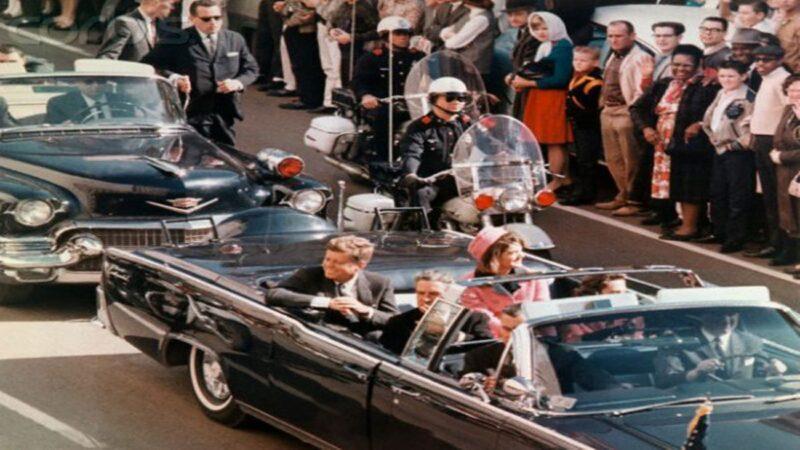 美国前总统肯尼迪被刺杀与外星人有关?