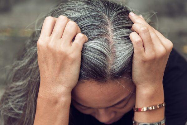 研究首次揭示壓力如何促生白髮