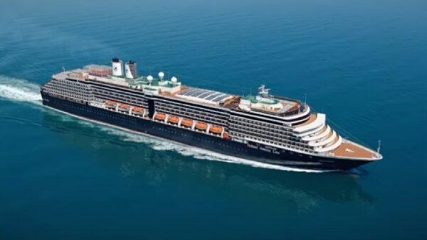 海上人球 泰國禁止威士特丹號乘客下船