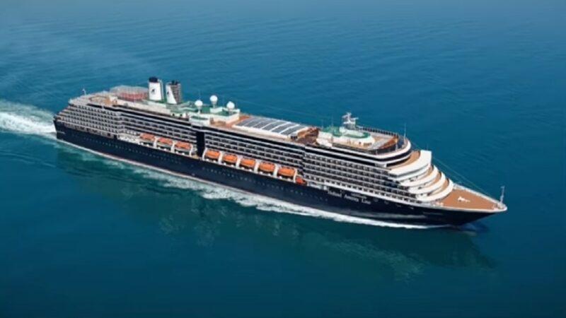 海上人球 泰国禁止威士特丹号乘客下船