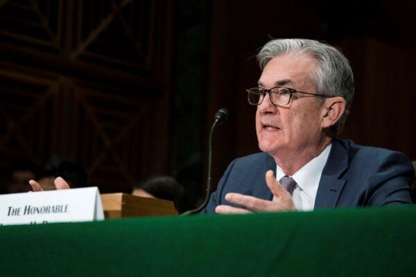 鮑威爾重申經濟擴張但憂心債務增加