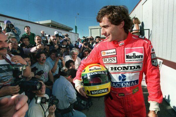 车王塞纳之死 F1历史上最黑暗的一天——体坛难忘瞬间(九)