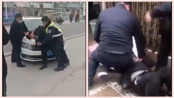 中國各地頻頻「暴力防疫」 手段遠超紅衞兵