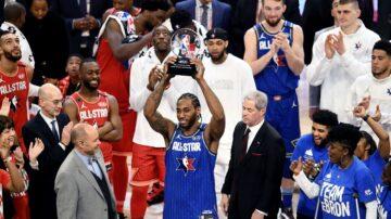 NBA全明星新秀賽 美國隊逆轉獲勝
