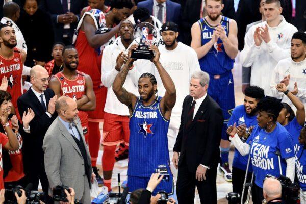 NBA全明星新秀赛 美国队逆转获胜