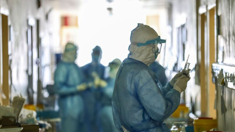 內部文件曝光 中共軍方1月初就防範武漢肺炎