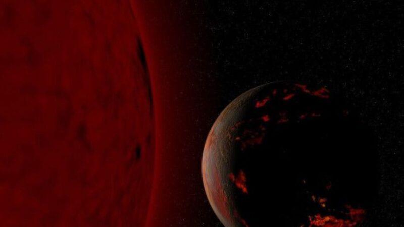 当太阳耗尽燃料 太阳系会发生什么变化?