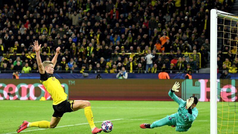 挪威天才再發威 兩進球助多特勝巴黎