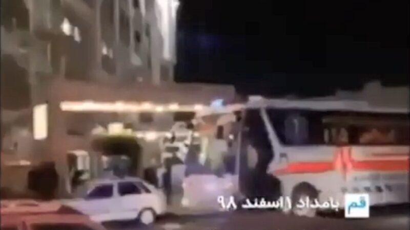 伊朗爆武汉肺炎 2人死亡25人隔离学校停课