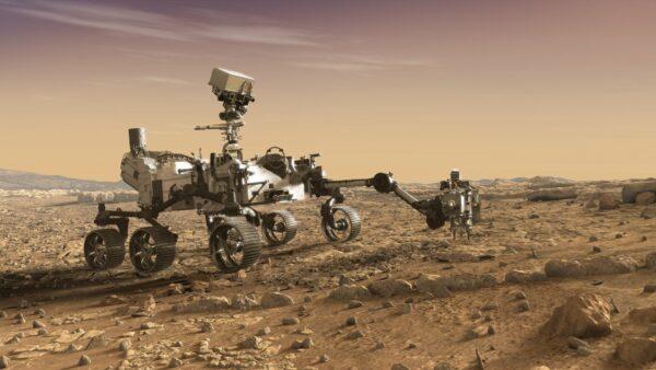火星2020探測車要在火星上找什麼?