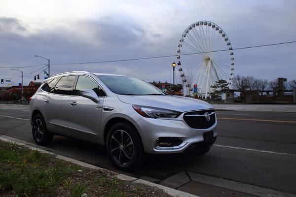 车评:不能关的引擎熄火 2020 Buick Enclave Essence