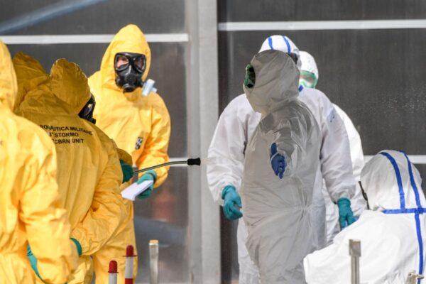 張林:病毒戰陰謀敗露 將使中共被全人類圍剿