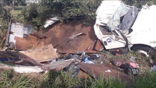中美洲移民卡車翻覆 墨西哥北上公路釀1死81傷