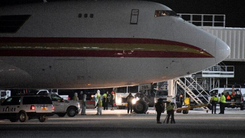 美军方防堵新冠病毒 11座国际机场旁将设隔离区