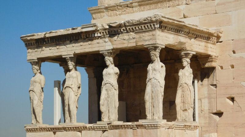 【历史上的瘟疫】被瘟疫摧毁的强大雅典(组图)