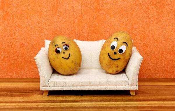 馬鈴薯營養豐富 健脾利腎瘦身(組圖)